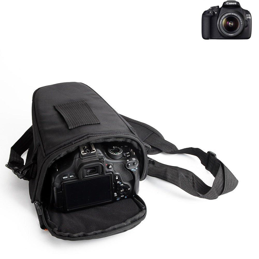 K-S-Trade para Canon EOS 1200D: Bolsa per Camera DSLR/SLR/DSLM ...
