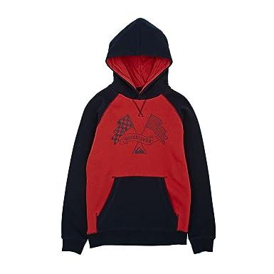 de324c38b8 Sweater Hooded Kids Quiksilver Rib Ragl X2 Hoodie Boys: Amazon.co.uk ...