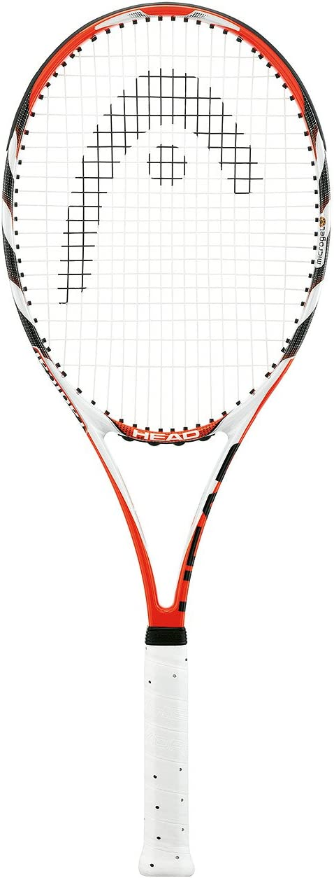 HEAD Micro-Gel Radical strung Racquet