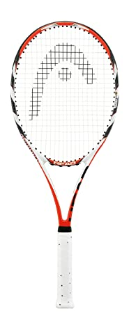 HEAD MicroGel Radical Tennis Racquet Strung