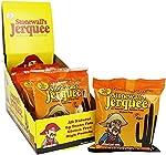 Stonewall Jerquee, Original Mild Vegan / Vegetarian Jerky 1.5 Ounce (8