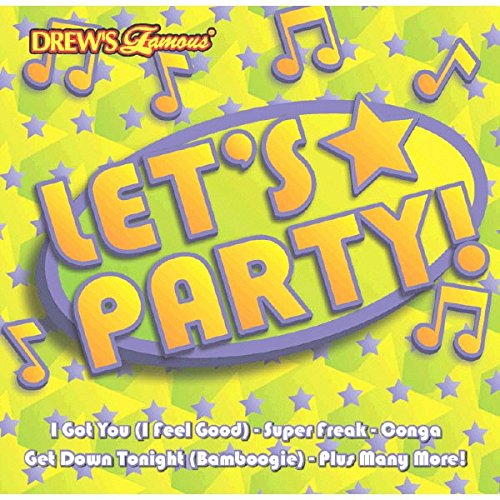 amscan Let's Party CD | Adult Drew's Famous Collection | Party Accessory (Best Game Designers In The World)