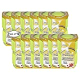 Pure Air Twin Pack Air Freshener- Peach (286g) (Pack of 12)