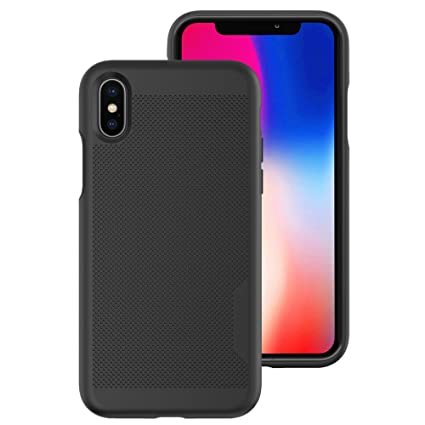 best loved eea50 ca21f Body Glove Mirage Series Case for iPhone X - Space Gray/Black - 9624801