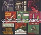 An Era Recaptured: Highlights From The…