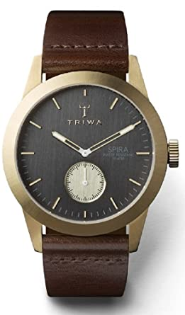 cabb6ae0837 Image Unavailable. Image not available for. Color: Triwa Ash Spira Unisex  Watch SPST101CL010413