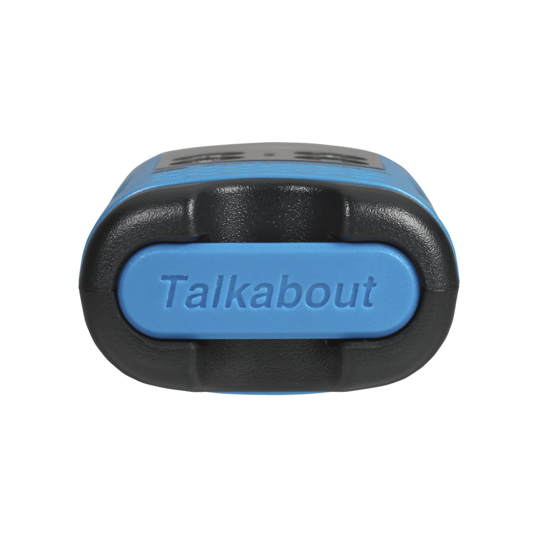Motorola T100TP Talkabout Radio, 3 Pack by Motorola Solutions (Image #3)