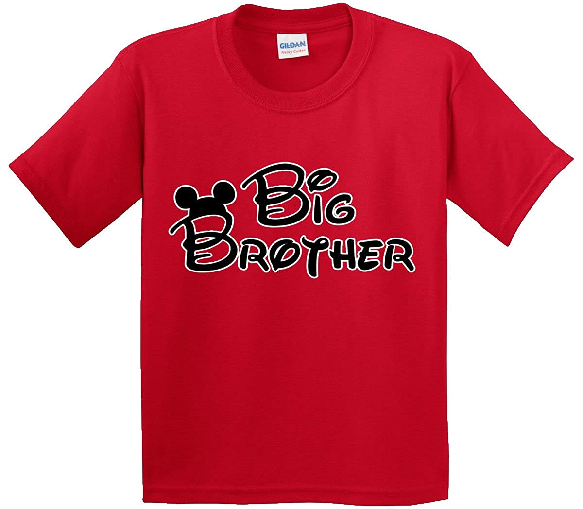 553 Tshirt Mickey Mouse Big Brother