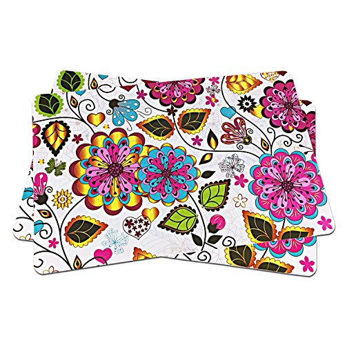 Table Dining Placemats Set Colorful product image