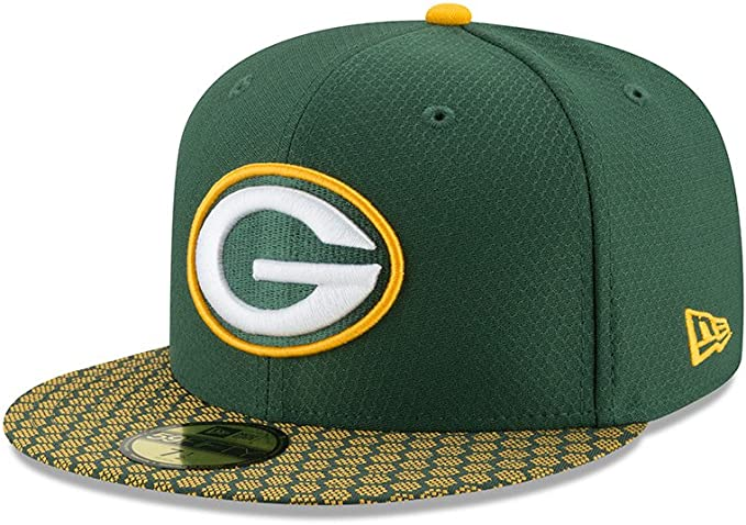 Gorra New Era: NFL Green Bay Packers GN 7.1/4: Amazon.es: Ropa y ...