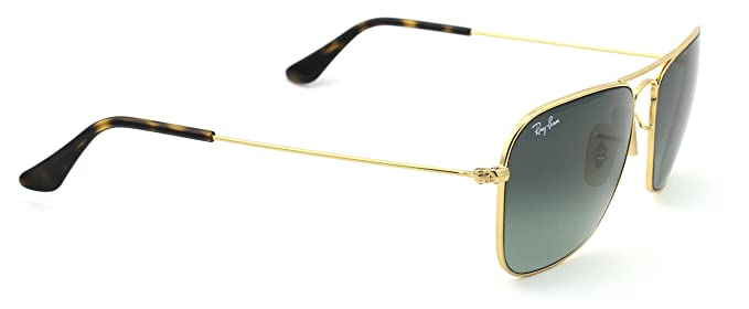 acbd0bca30 Amazon.com  Ray-Ban RB3136 181 71 Unisex Caravan Sunglasses (Havana ...