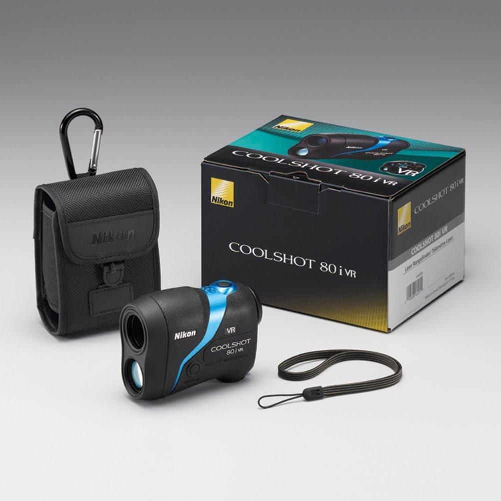 Nikon Golf Coolshot 80i VR Golf Slope Laser Rangefinder by Nikon (Image #4)