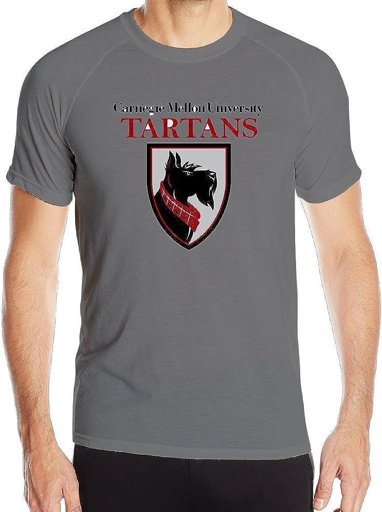 Men's Carnegie Mellon University Athletic Active Dri-Fit Tee Shirt