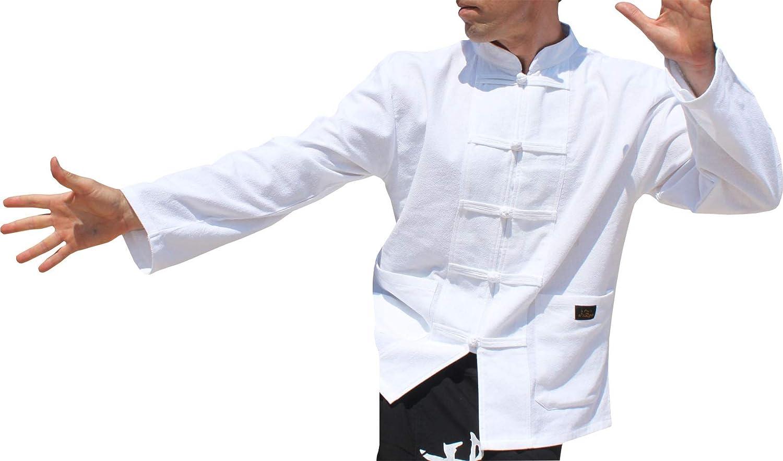 【公式ショップ】 RaanPahMuangブランド暖かいコットンProfessional Chinese B06ZZ2W917 Mandarinジャケットシャツ B06ZZ2W917 Chinese ホワイト XS|ホワイト ホワイト XS, 川西市:fe40a3e5 --- pathlab.officeporto.com
