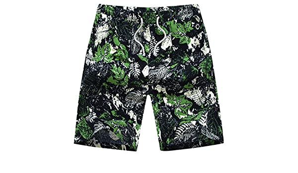 WANGLINING New Men Surf Board Shorts Swimming Trunks Casual Quick Dry Beach Plus Size