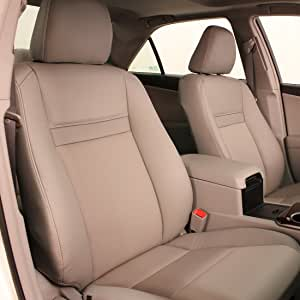Amazon Com Leather Upholstery For 2012 Toyota Camry