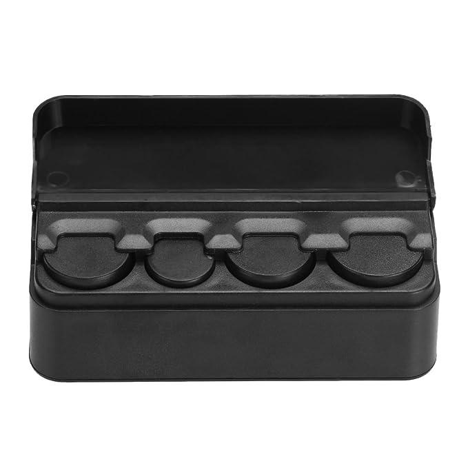 1 opinioni per Demiawaking Interni Auto Monete Custodia Auto Storage Box Holder Contenitore