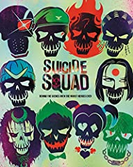 The officially authorized companion to Suicide Squad, the eagerly anticipated film from Warner Bros. Pictures based on the DC Comics antihero team. Along with photos of the cast and crew, this lavish full-color official tie-in book wil...