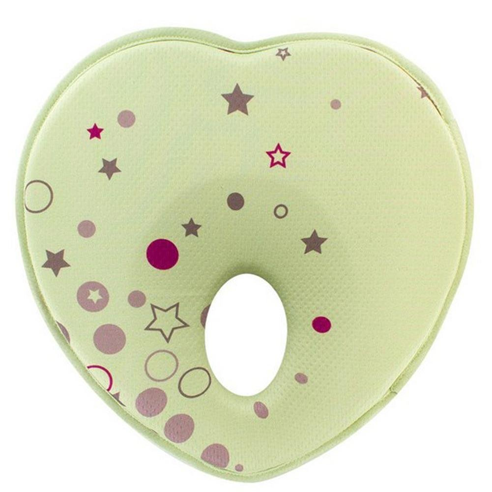 iShine Baby Pillow Baby Pillow for Newborn, for Baby and Infant Head Support & Flat Head Syndrome Prevention