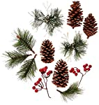 Factory Direct Craft Package of Holiday Decor Motif for Creating Focals, Centerpieces, and Displays