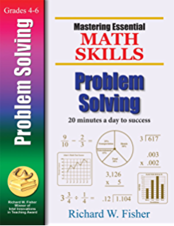 Mastering essential math skills 20 minutes a day to success book 1 mastering essential math skills problem solving mastering essential math skills mastering essential math fandeluxe Images