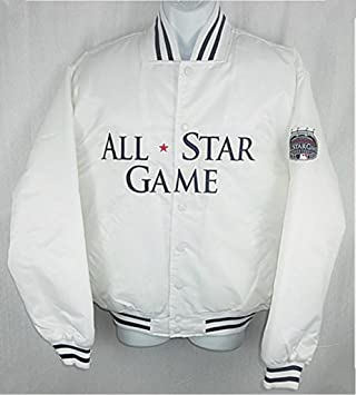Majestic OLD YANKEE STADIUM MLB 2008 ALL STAR GAME JACKET RARE