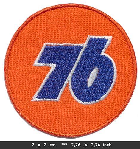 Patch 76 Gasoline Racing Oil Motorsport BlitzversAND