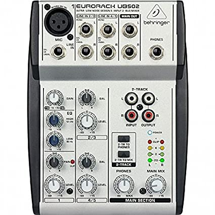 Amazon.com: Behringer Eurorack UB502: Musical Instruments
