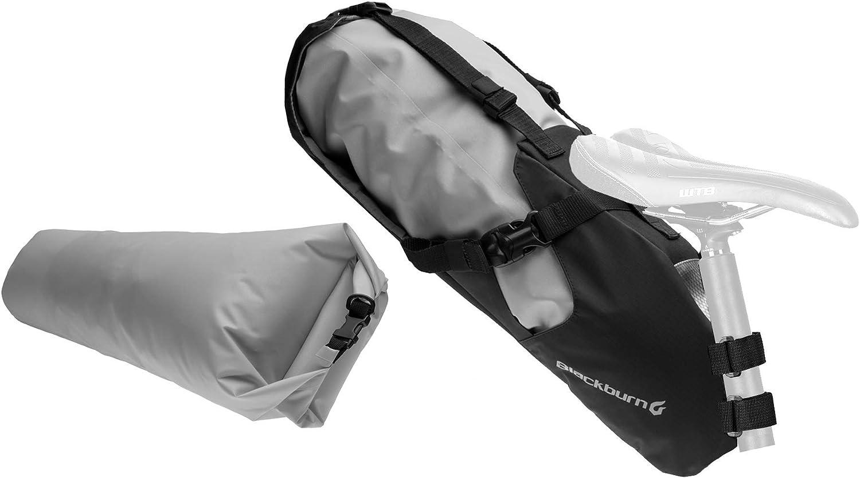 Blackburn Outpost Seat Pack & Dry Bike Bag
