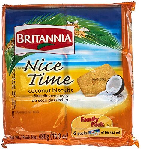 BRITANNIA NICE TIME -