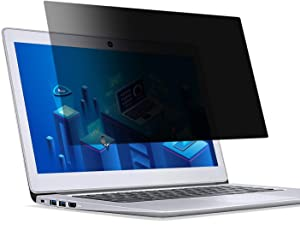 15.6 inch Laptop Privacy ScreenProtector, Anti-Glare/Anti Scratch Laptop Screen Filter for Laptops Display 16:9