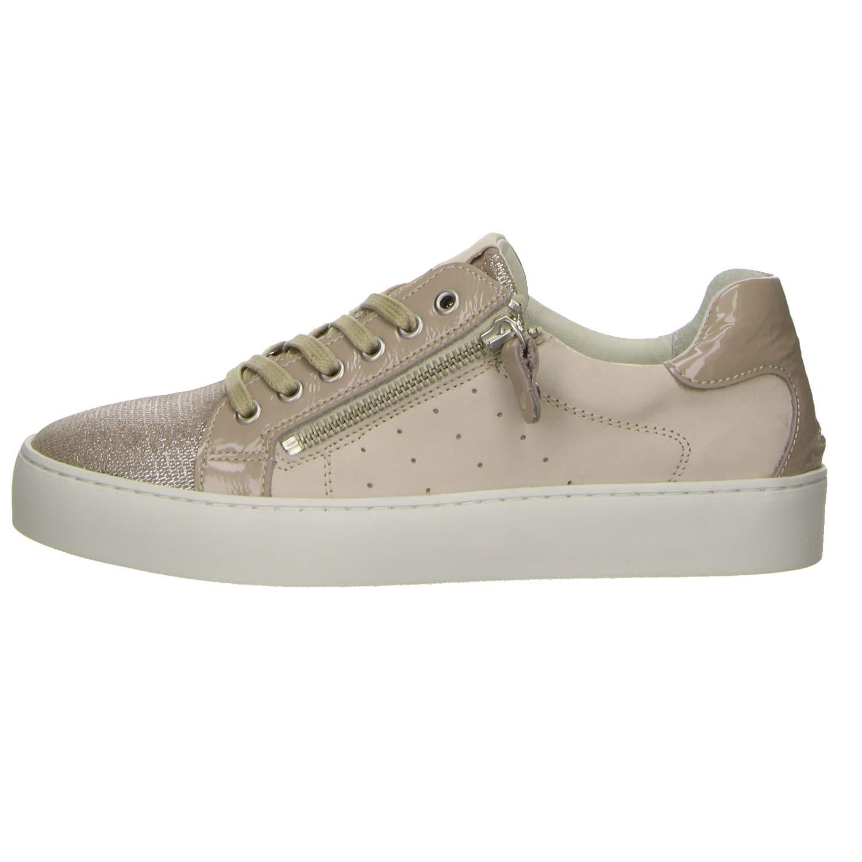 Kim Kay Damen Sneaker Sneaker Sneaker Beige ba1379