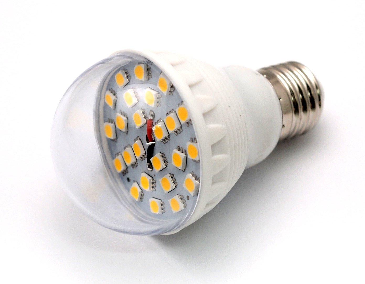 12 Volt LED Light Bulb DC 12V 3000K Warm White Parade Float Van RV ... for 12 Volt Led Lights For Homes  165jwn