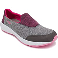 ASIAN Sketch-13 Grey Pink Sports Shoes,