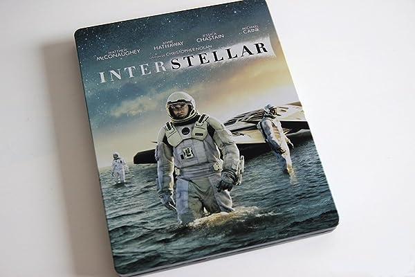 Interstellar (Réédition Steelbook) 61ZooNKjy0L._SL600_