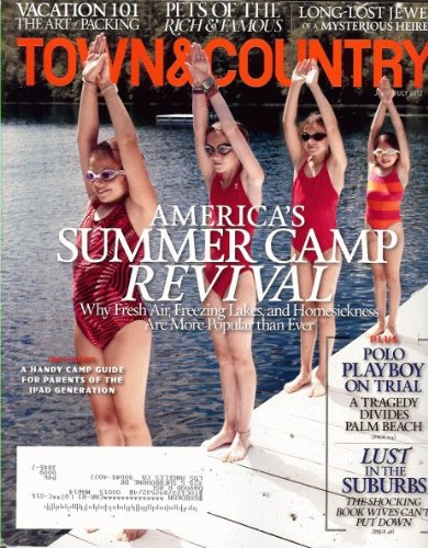 Town & Country Magazine (June/July -