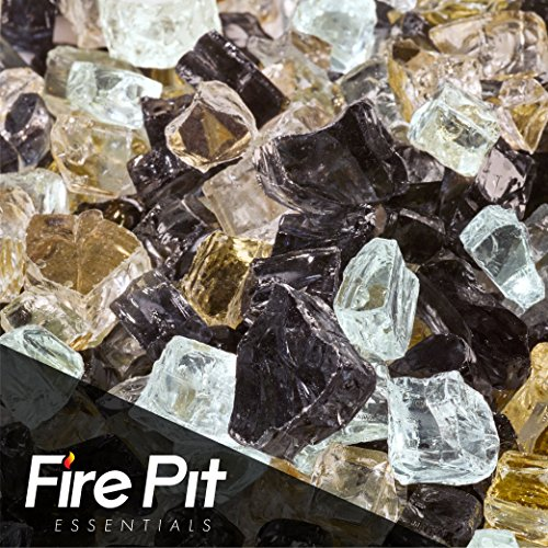 electric fireplace glass - 1