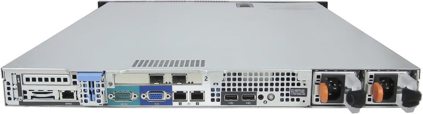 High-End DELL PowerEdge R420 Server 2x 2.40Ghz E5-2440 6C 32GB 4x 2TB Renewed
