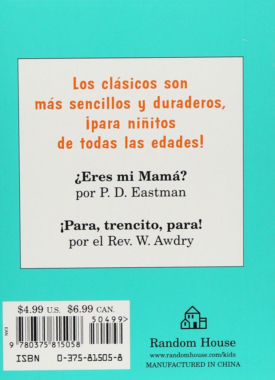Amazon.com: ¿Eres Mi Mama? (Bright & Early Board Books(TM)) (Spanish  Edition) (9780375815058): P.D. Eastman, Desiree Marquez: Books