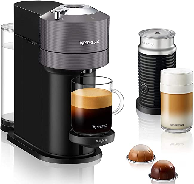 Nespresso Vertuo Next with Aeroccino