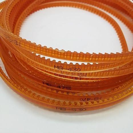 ShineBear MB-200 to MB-530 - Correa de neopreno para máquina de coser: Amazon.es: Juguetes y juegos