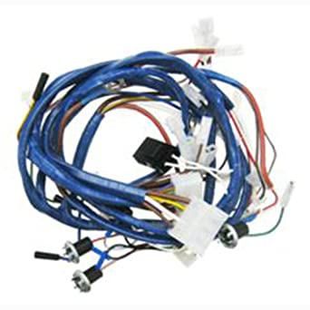 amazon com c5nn14a103af wiring harness front and rear for ford Ford 3000 Valve Cover