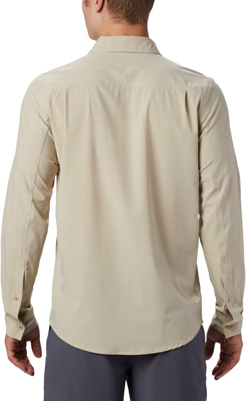 Columbia Triple Canyon Camisa de Manga Larga Monocolor Hombre