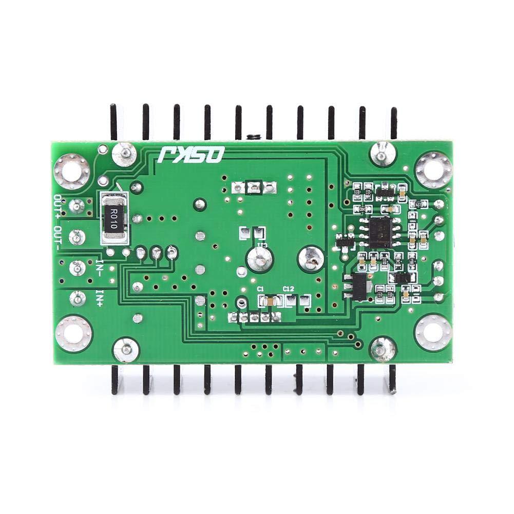 7/V ~ 40/V bis 0,8/V ~ 28/V 300/W 10/A Step Down Spannungsregler verstellbar Netzteil Konverter Trafo Buck Modul