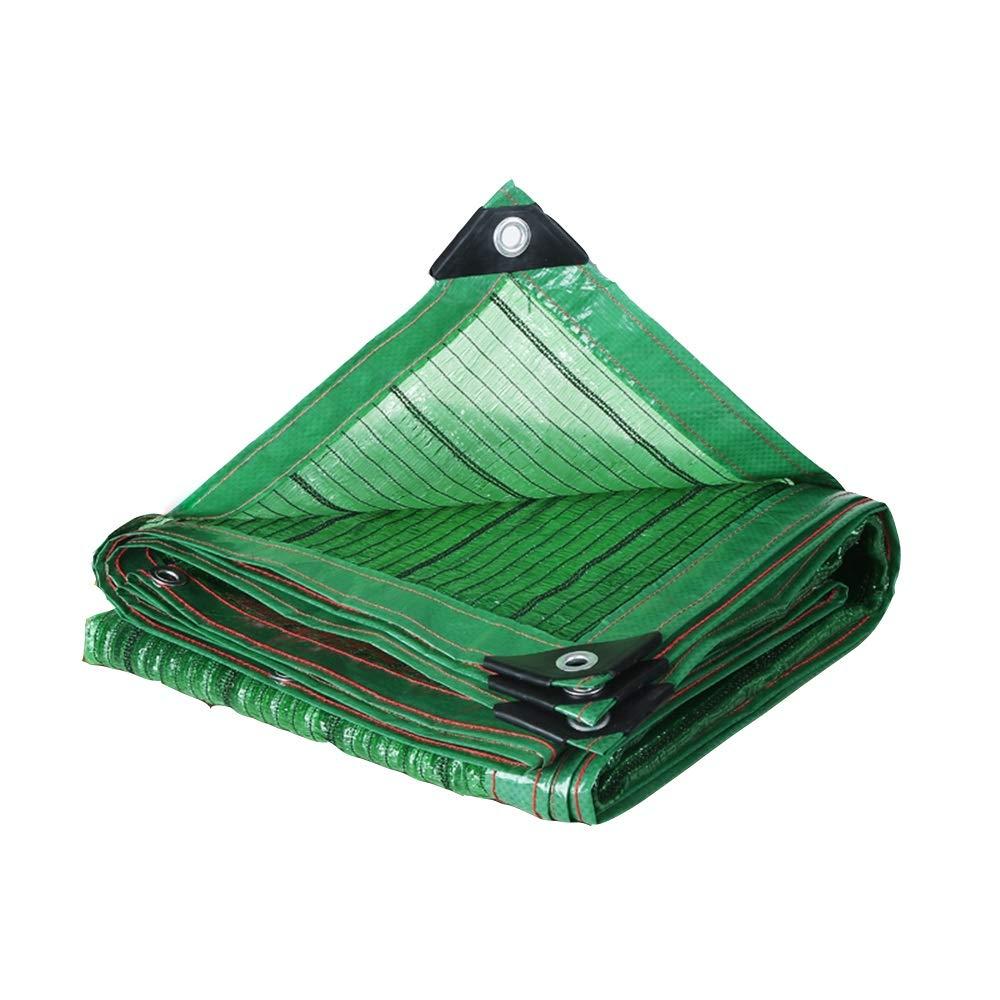 FEIFEI 95%日焼け止めシェードネットグッドuv耐性ネット日除け布用パーゴラカバー植物花、植物、パティオ芝生 (色 : 緑, サイズ さいず : 6×10m) 6×10m 緑 B07NMGM2T3