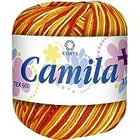 Linha para crochê Camila +