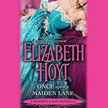 Once Upon a Maiden Lane: A Maiden Lane Novella Audiobook by Elizabeth Hoyt Narrated by Ashford McNab