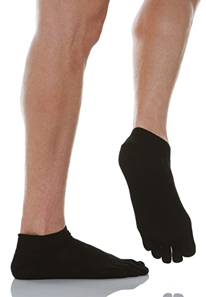 Relaxsan 650CS Calcetines con dedos para diabéticos - con fibra de plata X-Static: Amazon.es: Ropa y accesorios