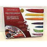 Compra Juego de 7 cuchillos revestidos con ceràmica + ...