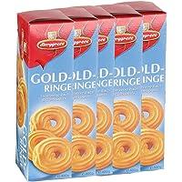 Borggreve伯爵 曲奇饼干 德国进口零食饼干 (曲奇饼干400g*5)